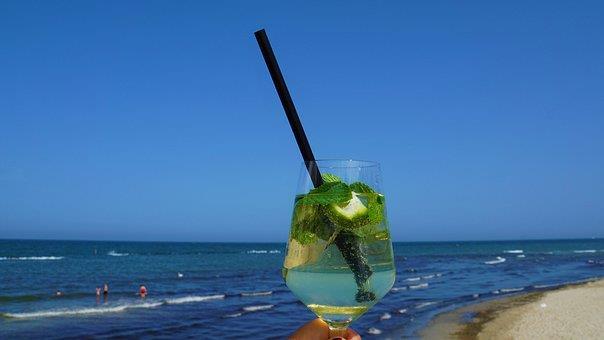 Mojito Blue Ocean