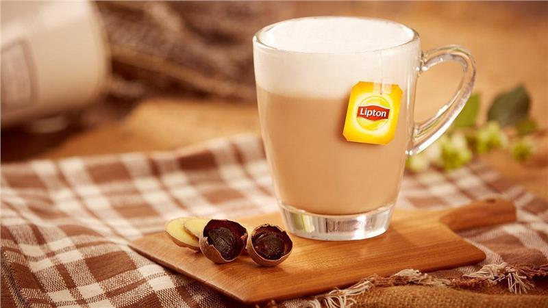 Trà Lipton sữa