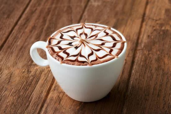 Cafe mocha nóng