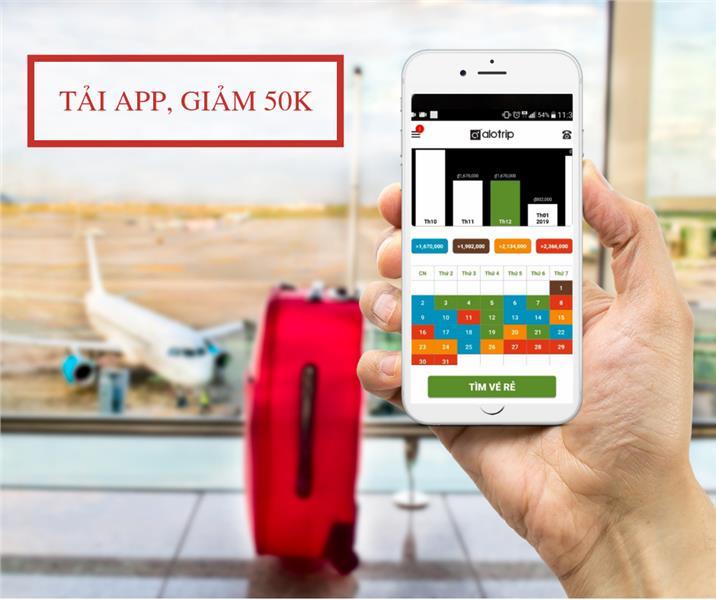 Tải App liền tay, rinh ngay voucher giảm giá!!!