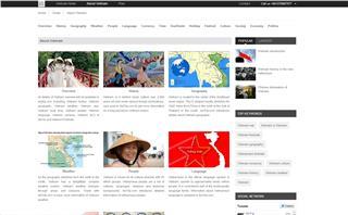 AloTrip.com releases menu About Vietnam