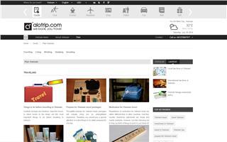 AloTrip.com kicks off menu Plan for Vietnam Travel