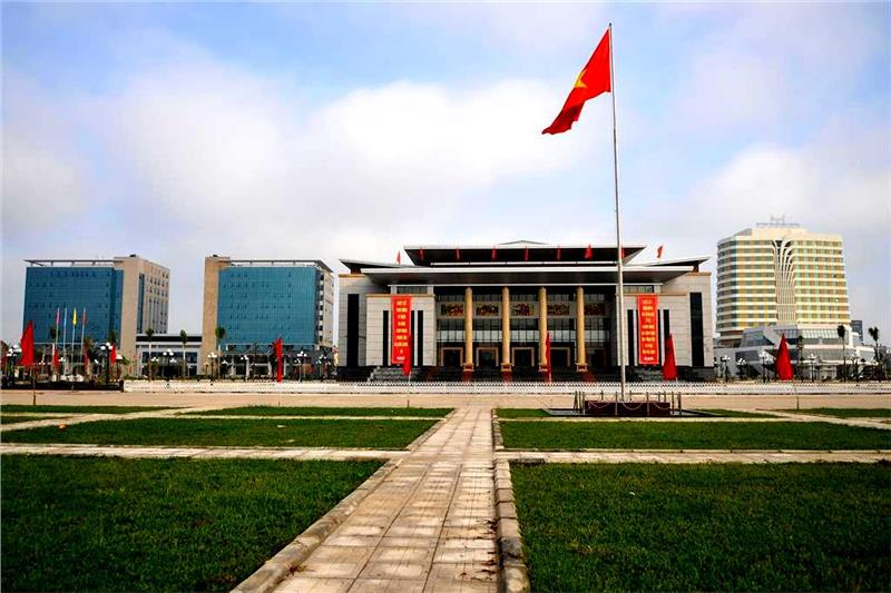 Bac Giang Assembly Hall