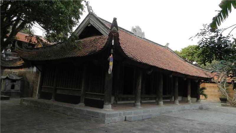 Vinh Nghiem Pagoda in Bac Giang
