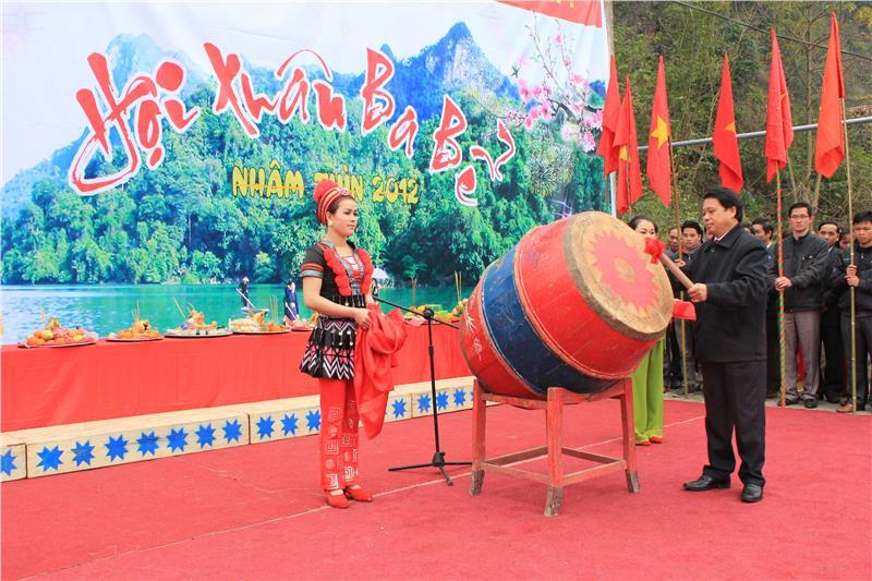 Ba Be Spring Festival