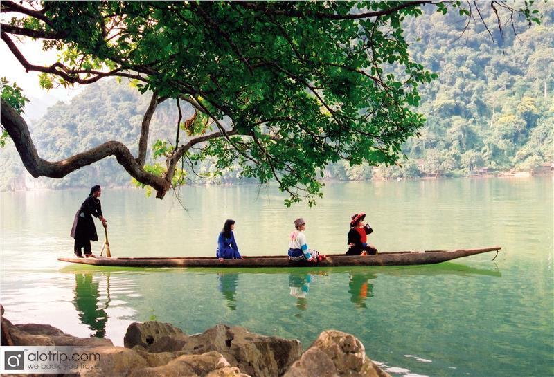 Ba Be Lake recalls a memorable experience