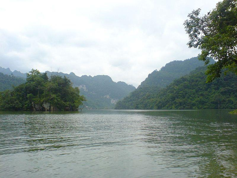 Ba Be Lake in Bac Kan province