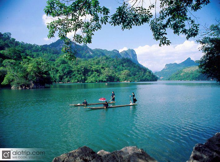 Ba Be national park