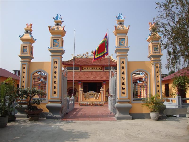 Lam Temple in Bac Ninh