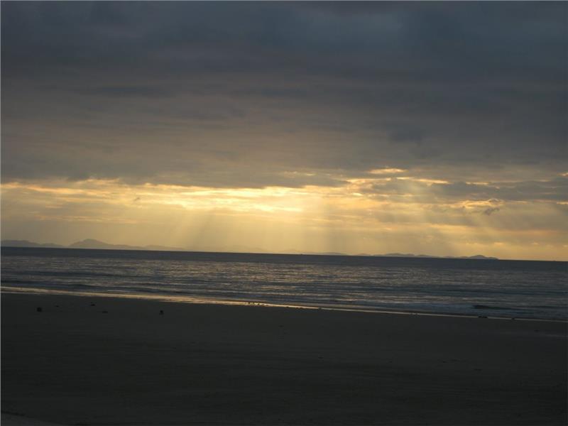Dawn on Quan Lan Island