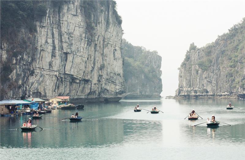 Vung Vieng fishing village - tourist activities