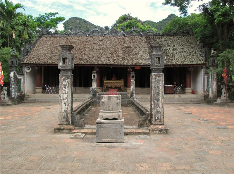 Dinh Tien Hoang temple in Binh Dinh