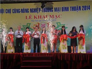 Binh Thuan Industrial - Agricultural - Commercial Fair