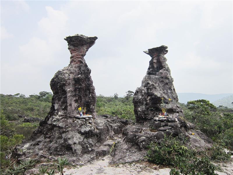 Ban Ngu, Bokor Mountain