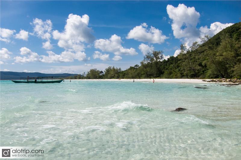 Cambodia tour to impressive islands