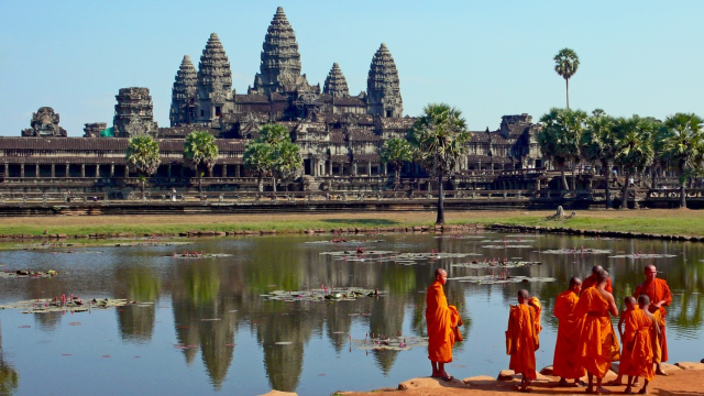 Top places to visit in Indochina tours to Cambodia