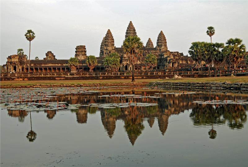 Mighty Angkor Wat