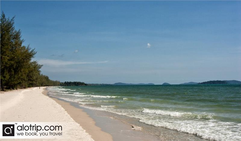 Cambodia to top most beautiful beaches