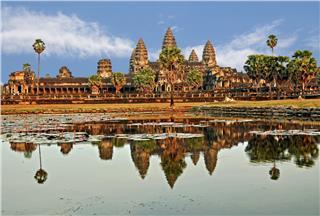 Visa trip to Cambodia