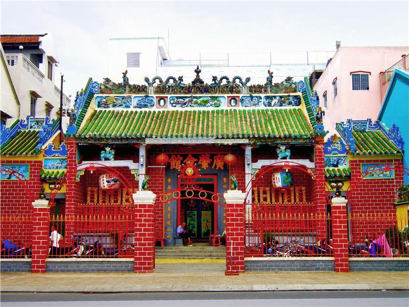 Ong Pagoda