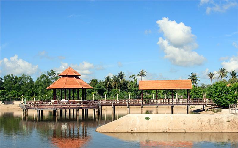 Phu Sa Ecological Tourist Area in Can Tho