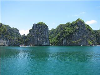 Cat Ba where sea and forest meet
