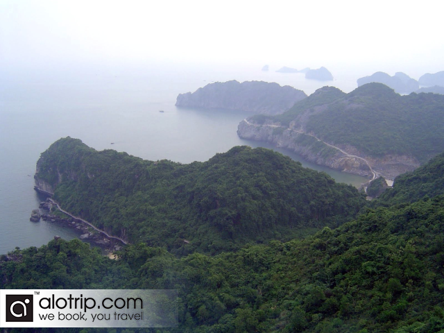 Cat Ba National Park overview