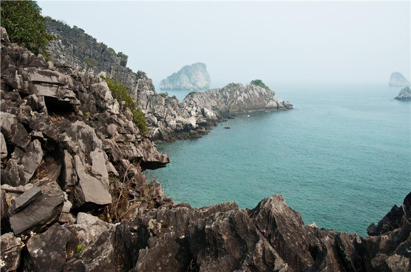 Monkey Island in Cat Ba