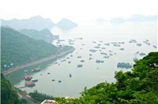 Cat Ba overview