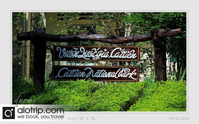Cat Tien National Park  1