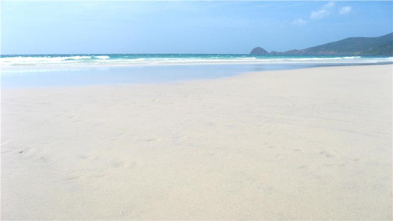 Con Dao Beach