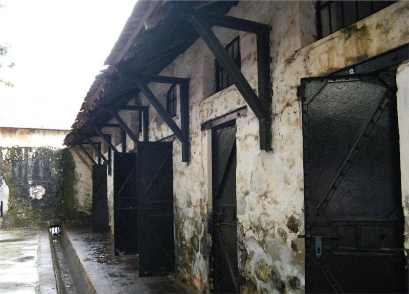 Phu Son Prison in Con Dao