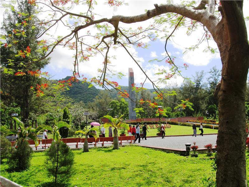 Hang Duong Cemetery in Con Dao