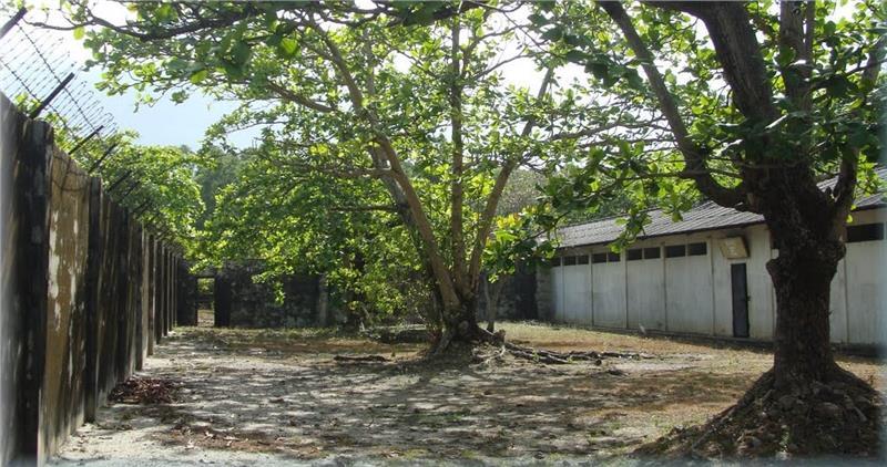 A corner of Phu Binh Camp