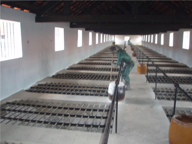 Tiger cage in Con Dao Prison