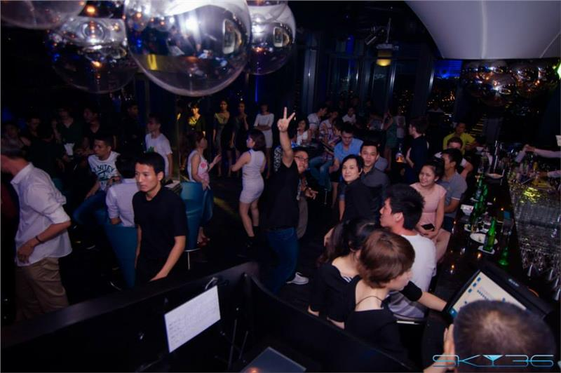 Da Nang City welcomes SKY36 world-class bar