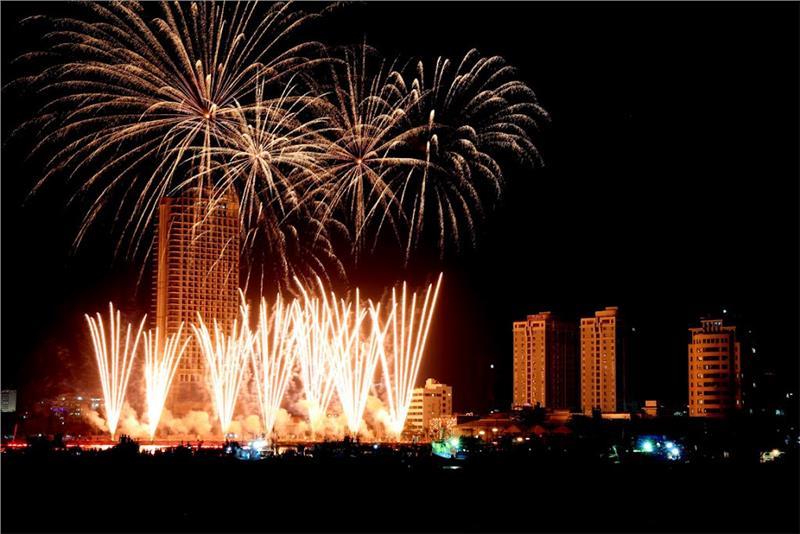 Da Nang Fireworks Festival ready for booming