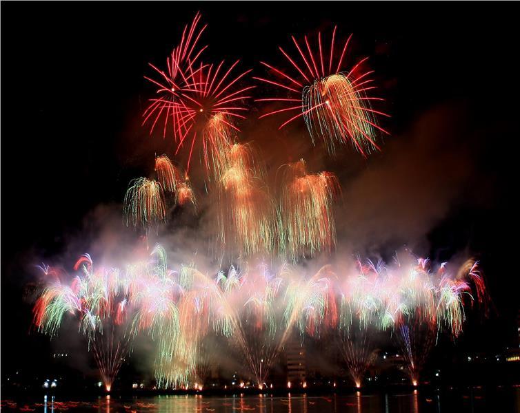 Da Nang International Fireworks Competition 2012- Team Vietnam