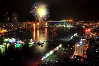 Da Nang International Fireworks Competition 2015 - Opening night