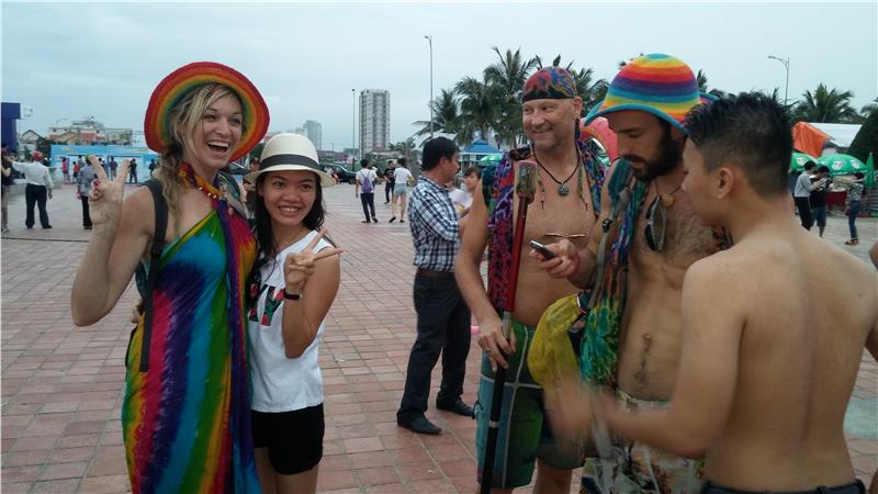 Opening Da Nang – Summer Destination 2014 Festival