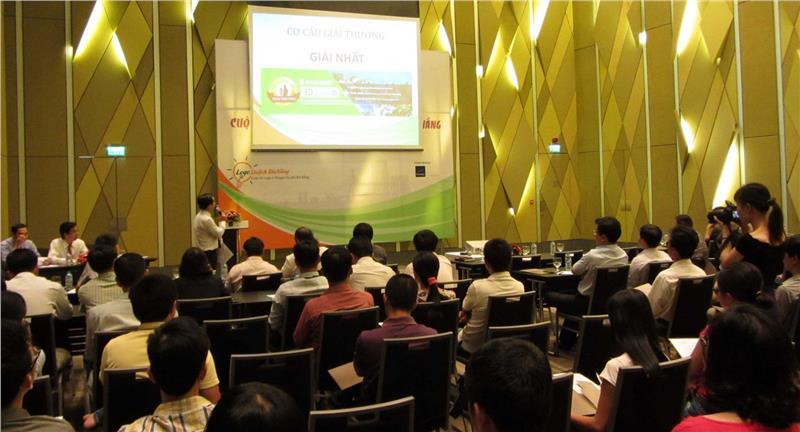 Conference on Da Nang Tourism Logo and Slogan