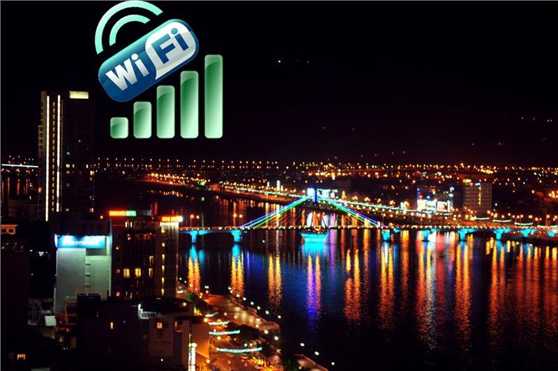 Wifi miễn phí tại Đà Nẵng