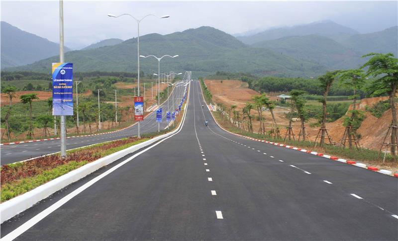 Ba Na - Suoi Mo Road in Da Nang inaugurated
