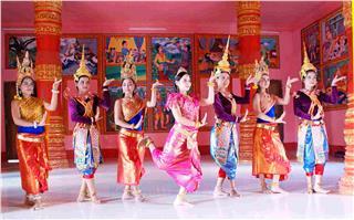 Bring Cham dance into Da Nang tourism activities
