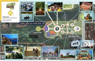 Asia Park Da Nang begins forthcoming operations
