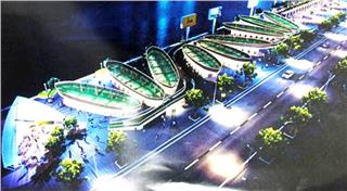 Han River Night Market in Da Nang will be built