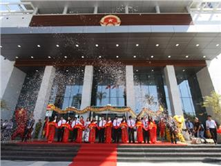 Da Nang Administrative Center newly inaugurated