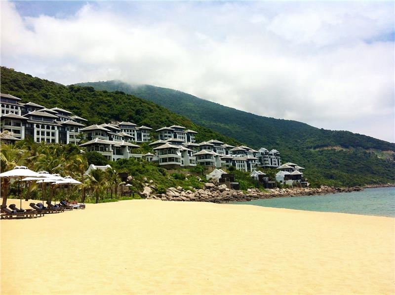 InterContinental Da Nang won Oscar of the Travel Industry's awards