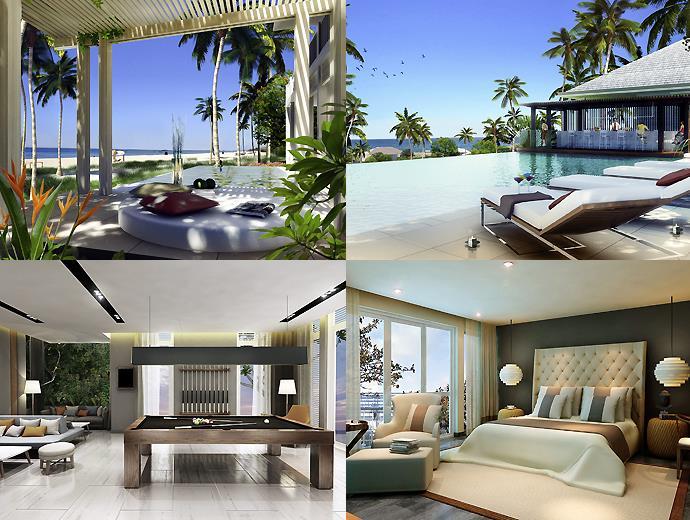 Premier Village Danang Resort overview