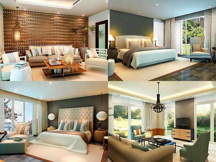 Rooms in Premier Village Danang Resort